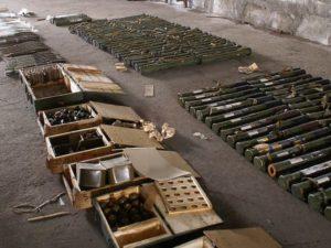Транспортировка оружия и боеприпасов