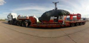 Перевозка вертолетов