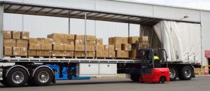 Перевозка грузов склад-склад в Москве