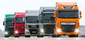 Перевозка грузовых автомобилей и техники
