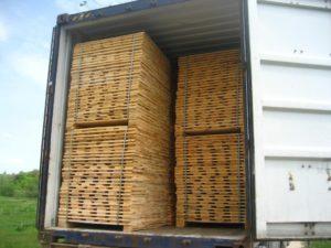 Перевозка лесопродукции