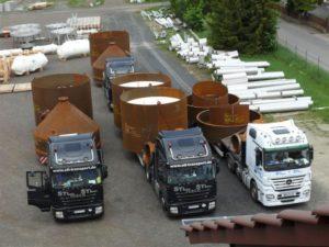Перевозка спецгрузов компанией «Такелаж Сервис»