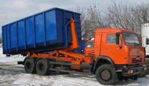 Перевозка ТБО автомобильным транспортом